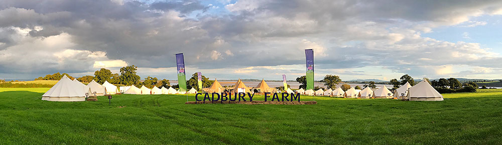 Cadburys 2017 Panorama