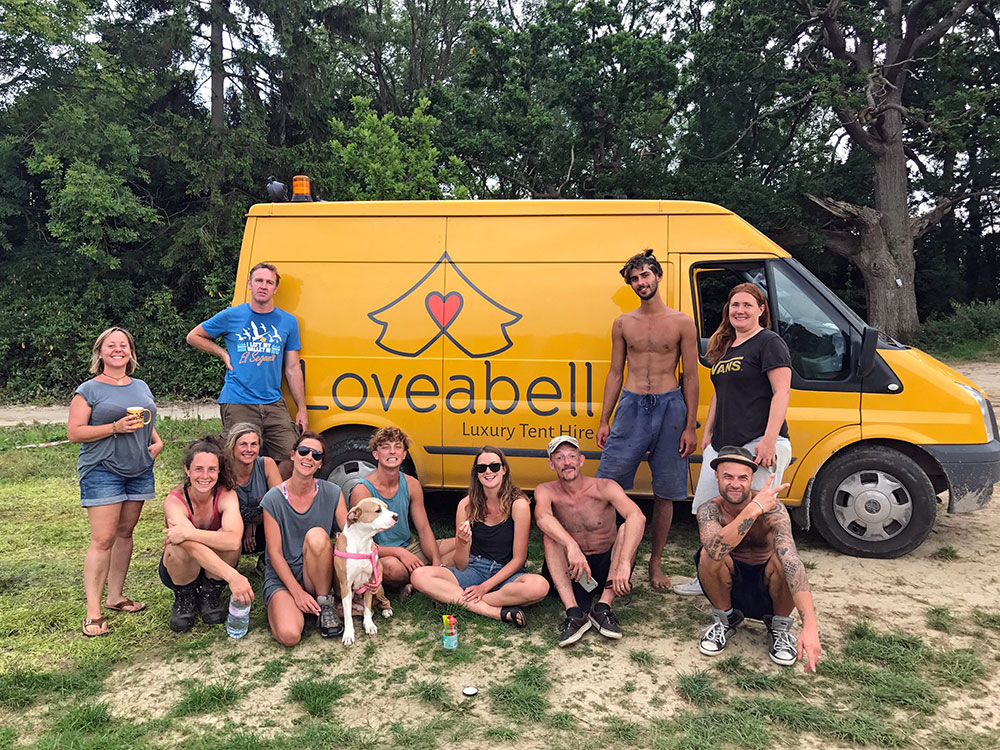 Loveabell Crew August 2017