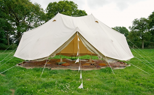 Tent Bell Tent Hire Glamping Camping Wedding Festival Corporate Event