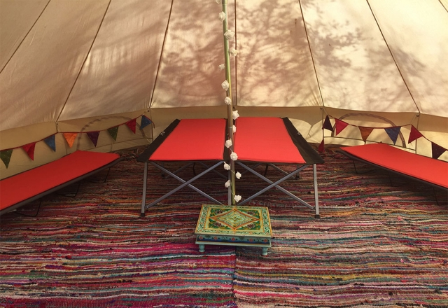 Loveabell Bell Tent Hire Glamping Camping Wedding Festival Corporate Event