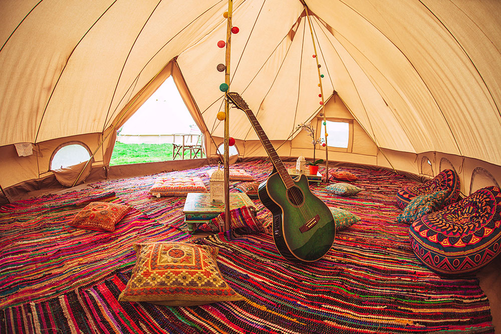 Emperor Chill out Tent